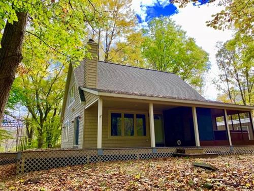 2 Story Home 24.5 Wooded Acres : Grand Junction : Allegan County : Michigan