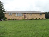 Nice Farm With Home & Workshop : Henagar : Jackson County : Alabama