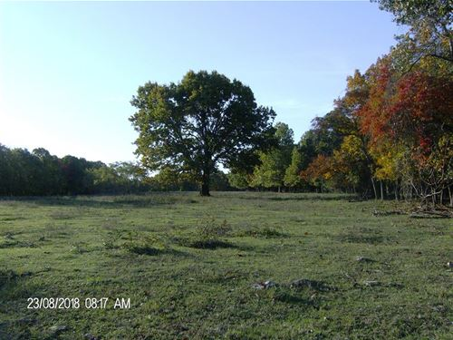 40 Acres M/L : Salina : Mayes County : Oklahoma