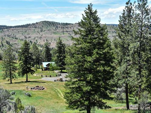 1,031 Acres in Monument, OR : Monument : Grant County : Oregon