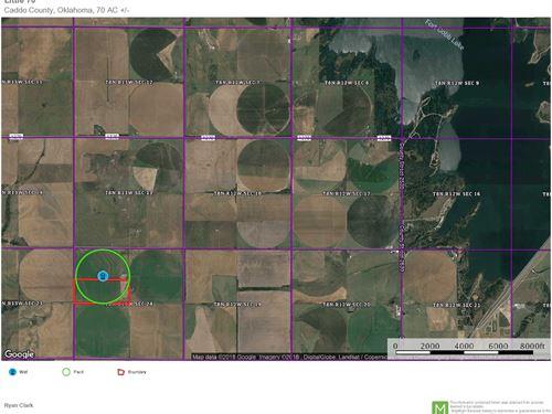 Irrigated Farm Land Caddo County : Fort Cobb : Caddo County : Oklahoma