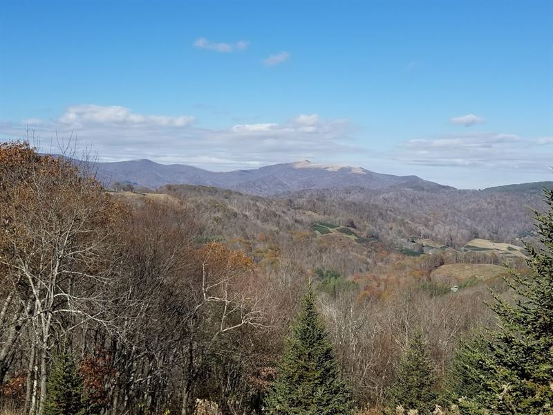 Banner Elk Mountain Top : Banner Elk : Avery County : North Carolina