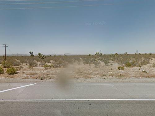 9.058 Lot In Los Angeles, Ca : Llano : Los Angeles County : California