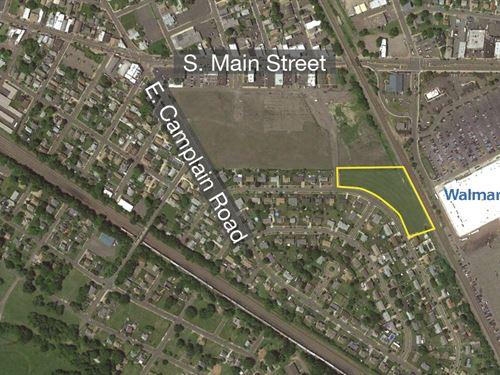 Redevelopment Site For 23 Units : Manville : Somerset County : New Jersey
