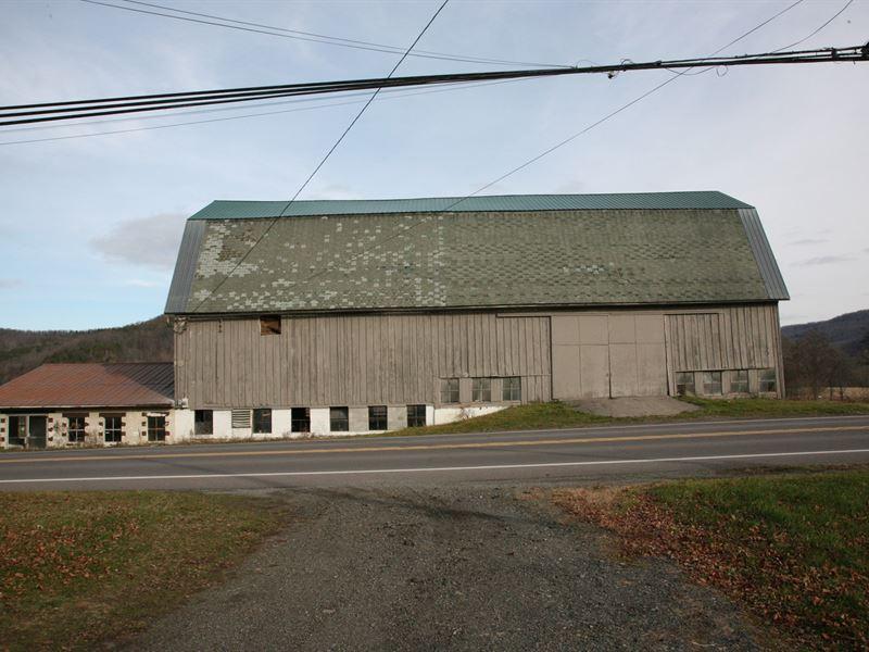 Family Farm Bradford County, PA : Canton : Bradford County : Pennsylvania