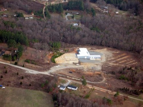 Commercial Site Located Southern : Clarksville : Mecklenburg County : Virginia