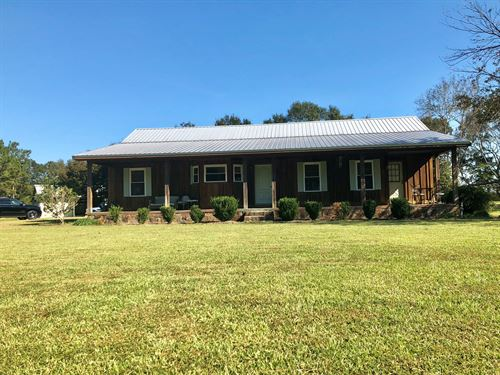 4.35 Acres & Beautiful 3/2 Home : Dothan : Houston County : Alabama