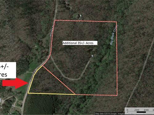 5.4+/- Acre Home Site, Blackjack R : Trussville : Saint Clair County : Alabama
