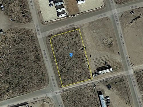 .528 Acre Unrestricted Corner Lot : Odessa : Ector County : Texas