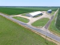 2115 Acre Farm : Paris : Lamar County : Texas
