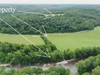 300 Ft Of Frontage On Niangua River : Lebanon : Dallas County : Missouri