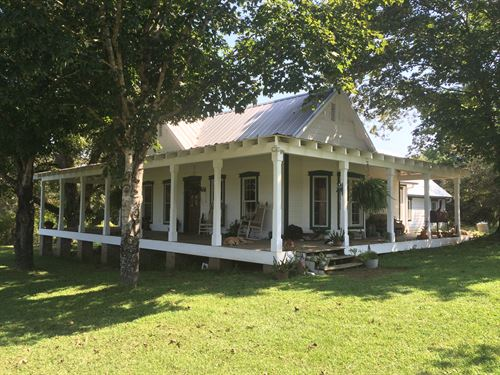 Katala Hills Farm & Farmhouse : Sylacauga : Talladega County : Alabama