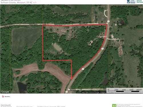 Recreational/Hunting Land South : Milan : Sullivan County : Missouri