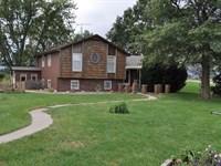 Beautiful Home Acreage Andrew : Union Star : Andrew County : Missouri