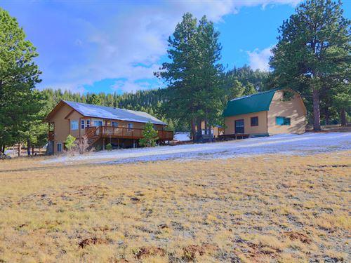 Glacier View Retreat : Livermore : Larimer County : Colorado