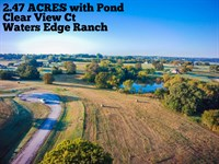 2.47 Acres In Henderson County : Athens : Henderson County : Texas