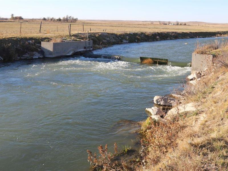 Jumbo Reservoir Hunting Auction : Crook : Logan County : Colorado