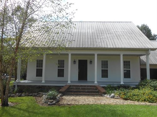 Home 4.51 Acres Franklin County : Brookhaven : Franklin County : Mississippi