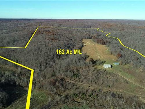 162 Acres of Great Hunting Pro : Lincoln : Benton County : Missouri