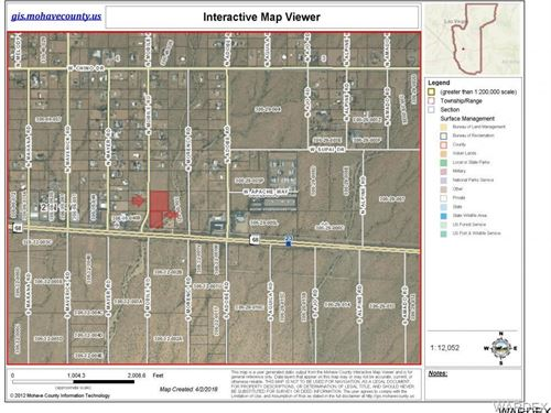 Great Spot Business, 2 Lots Being : Golden Valley : Mohave County : Arizona