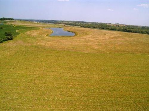 Mahaska County Farm For Sale : Bussey : Mahaska County : Iowa