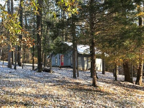 Charming Home Vacation Home, 2 Ac : Columbia : Adair County : Kentucky
