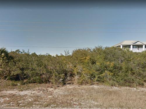 Franklin County, Fl $200,000 Each : George Island : Franklin County : Florida