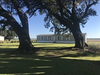 Perfect Residence Or Getaway : Newellton : Tensas Parish : Louisiana