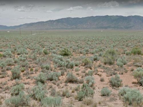 Peaceful Land In Valencia County : Belen : Valencia County : New Mexico
