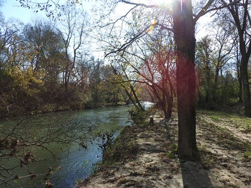 20 +/- Acres On Conasauga River : Dalton : Whitfield County : Georgia