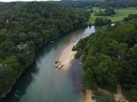 Cottage For Sale, Current River : Van Buren : Carter County : Missouri