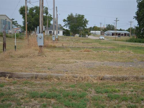 Coldwater Kansas RV Park For Sale : Coldwater : Comanche County : Kansas