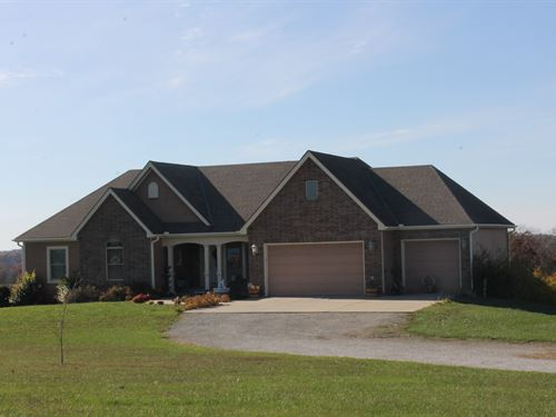 Cameron Mo Home & 5 Acres .Great : Cameron : Clinton County : Missouri