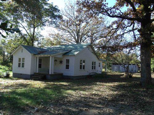 Tn Home Affordable, Acreage, Shop : Savannah : Hardin County : Tennessee