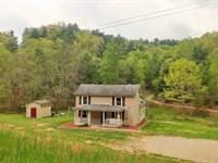 Farm in Shawsville VA For Sale : Shawsville : Montgomery County : Virginia