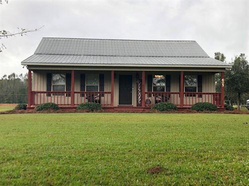 Country Home 3/2 Collins Rd : Dothan : Geneva County : Alabama