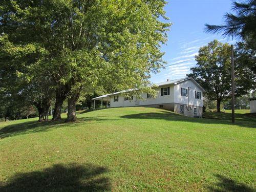 Country Home, Acreage, Adair : Edmonton : Adair County : Kentucky