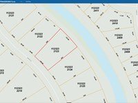 Waterfront Lot Forcamping Or Invest : North Port : Sarasota County : Florida