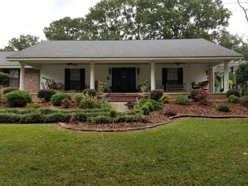 7 Acres With A Home In Lincoln Coun : Brookhaven : Lincoln County : Mississippi