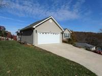 Home Lake View Hermann, Mo, See Tal : Hermann : Gasconade County : Missouri