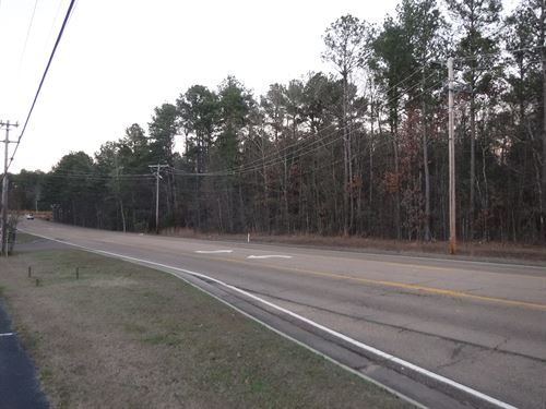 26 Acre Commercial Property : Brandon : Rankin County : Mississippi