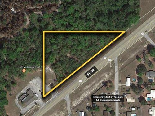 Development Site Located Near : Palatka : Putnam County : Florida