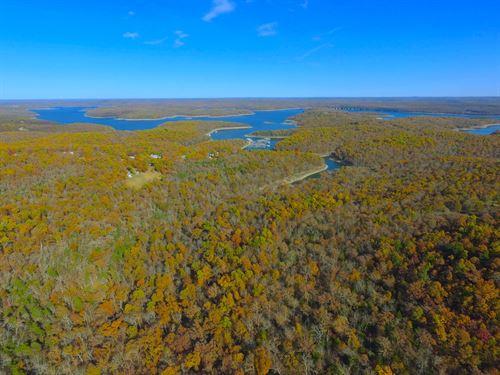 Land Norfork Lake Mountain Home : Mountain Home : Baxter County : Arkansas