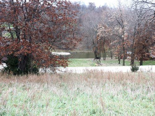 2nd Tier Bare Lot View Lake : Unionville : Putnam County : Missouri