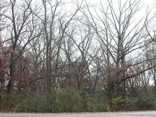 Lake Thunderhead Lots Restricted : Unionville : Putnam County : Missouri
