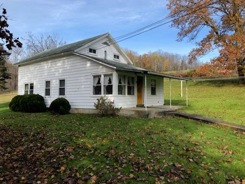 Home & Commercial Garage Auction : Middlebury Center : Tioga County : Pennsylvania
