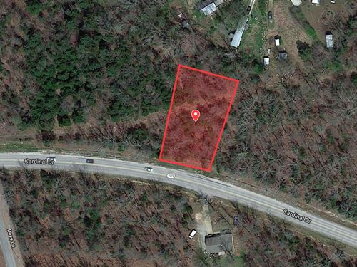 Financing Available, 0.52 Ac In Ar : Horseshoe Bend : Izard County : Arkansas