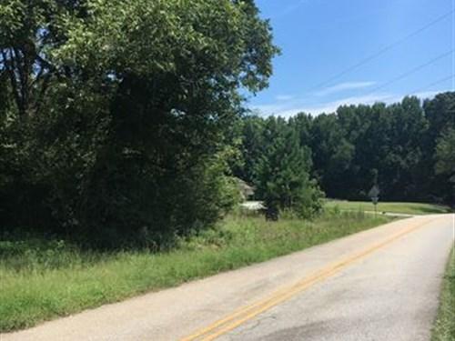 Gorgeous Lot, Endless Possibilities : Monroe : Walton County : Georgia