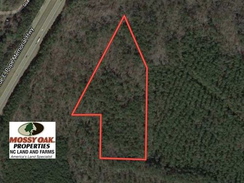 Under Contract, 10.17 Acres of Re : Sanford : Lee County : North Carolina