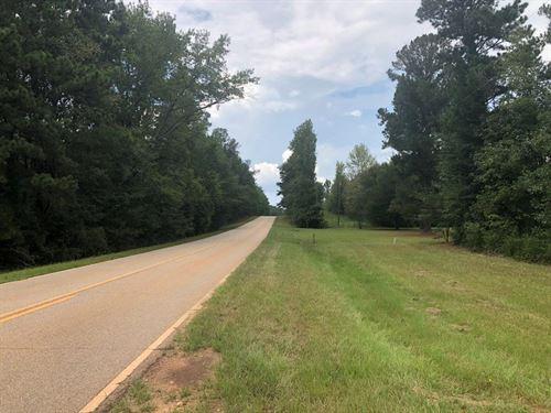 Kimbro Creek : Greensboro : Greene County : Georgia
